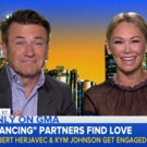 DWTS' Partners Kym Johnson, Robert Herjavec Tie the Knot!