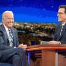 CBS's LATE SHOW with Guest VP Joe Biden Delivers Largest Tuesday Audience Since 2015