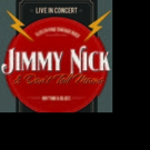 Jimmy Nick to Record First Live Album at the Raue Center This Weekend