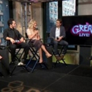 VIDEO: Aaron Tveit, Julianne Hough & More Talk GREASE: LIVE on 'AOL Build'