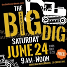 Ardmore to Host BIG DIG Construction-Themed Family Carnival