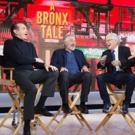 VIDEO: Robert DeNiro, Jerry Zaks & Chazz PalminteriTalk A BRONX TALE on 'Today'