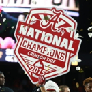 Alabama College Football Playoff National Championship Parade to Air on SEC Network, 1/23