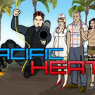 First Look - Netflix to Premiere New Animated Comedy PACIFIC HEAT, 12/2
