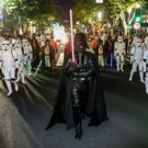 'Star Wars: The Force Parade' Invades Shanghai