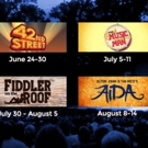 John Tartaglia, Marcia Milgrom Dodge, Josh Rhodes, Denis Jones & More Join Creative Teams for The Muny's 2016 Season! Tickets on Sale, 3/5