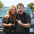 VIDEO: Britney Spears & James Corden Sing Carpool Karaoke on LATE LATE SHOW
