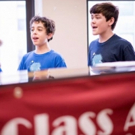Photo Flash: Llewelyn Davies Boys of Broadway's FINDING NEVERLAND Teach Kids' Workshop in NYC