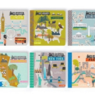 """Lucy Darling & BabyLit Partner Launch 3 Books In the """"All Aboard!"""" Series"""