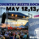 Darrin Yarbrough, Shure Thing Band Perform at Country Meets Rock Festivals