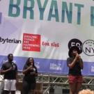 BWW TV: THE COLOR PURPLE Cast Belts It Out in Bryant Park!