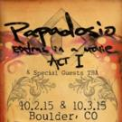 Papadosio to Perform at Boulder Theater, 10/2-3