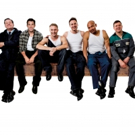 Photo Flash: It's Hats Off with the Cast of Marlowe Theatre's THE FULL MONTY