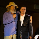 Oscar Winner Jeff Bridges and Crooner Brian Evans Rock Maui at Concert