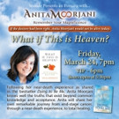 New York Times Best-selling Author Anita Moorjani Shares Her Experience At Seaside Center For Spiritual Living