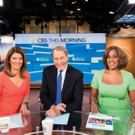 CBS THIS MORNING Tops Over 4 Million Viewers for First Time in 20 Years