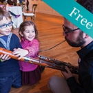 Carnegie Hall Presents SPRING FAMILY DAYS, 4/1-2