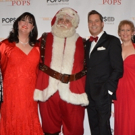 Photo Coverage: The Cast of The New York Pops Christmas Concert Celebrate
