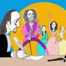 BWW Exclusive: Ken Fallin Draws the Stage- HAMILTON