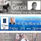 This Week at Bookworks Features Nasario Garcia, Sage and Jared's Happy Gland Band, and More!