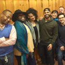 Photo Flash: SPAMILTON Hits the Recording Studio; Album Out Next Spring!