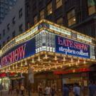 On With the Show! Broadway-Loving Stephen Colbert Kicks Off CBS's LATE SHOW Tonight!
