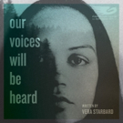 Perseverance Theatre's World Premiere of OUR VOICES WILL BE HEARD Begins Tonight