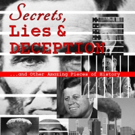 NY Times Bestselling Author Reveals President Clinton's Secret Phone Conversations and More in SECRETS, LIES & DECEPTION