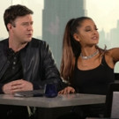 VIDEO: Host Ariana Grande Can See Her House from 30 Rock in New SNL Promo