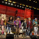Photo Flash: First Look at the Kids of Encores! Off-Center's RUNAWAYS!