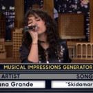 VIDEO: Alessia Cara Takes on Ariana Grande & More on 'Wheel of Musical Impressions'