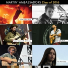 Elle King & More Added to Martin Guitar's Premiere Ambassador Program