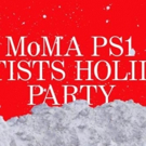 MoMA Presents NIGHT AT THE MUSEUM: ARTISTS HOLIDAY PARTY, 12/16