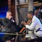 VIDEO: Vice Presidential Candidate Tim Kaine Jams with Jon Batiste on LATE SHOW