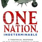 ONE NATION, INDETERMINABLE Premieres 6/10 at Suffolk University's Modern Theatre