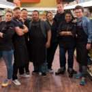 Eight Celebrity Chefs to Go Head-to-Head on GUY'S SUPERSTAR GROCERY GAMES