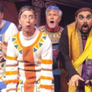 BWW Reviews: A FUNNY THING HAPPENED ON THE WAY TO THE FORUM at Cabrillo Music Theatre