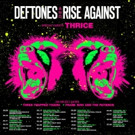 Deftones Announce Co-Headlining U.S. Summer Tour with Rise Against