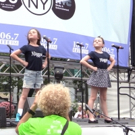 BWW TV: MATILDA Kids Get Naughty at Broadway in Bryant Park!