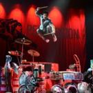 Sparks to Fly with Recycled Percussion at Spencer Theater, 7/3