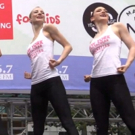 BWW TV: The Radio City Rockettes Make Bryant Park Spectacular!
