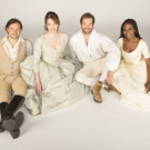 Photo Flash: See Orsini, Connolly, Campion & Armand in Costume for LOVE'S LABOR'S LOST at The Old Globe; Cast, Creatives Set! Photos