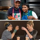 Mindy Kaling Among Celebrities Set for New Food Network Series STAR PLATES, Premiering 9/27