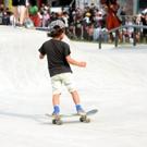 Photo Flash: NYC Parks and NikeSB Celebrate New McCarren Skatepark