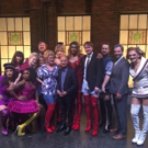 Photo Flash: Shoe Designer Jimmy Choo Steps Into KINKY BOOTS in London