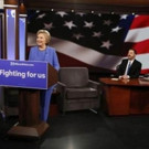 Presidential Candidate Hillary Clinton Returns to JIMMY KIMMEL LIVE, 8/22