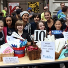 Photo Coverage: The Money Kept Rollin' in at the BC/EFA Flea Merchandise Tables!