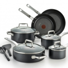 T-FAL PRO GRADE TITANIUM 12-PIECE NON-STICK Cookware Makes Cooking a Pleasure