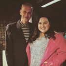 PHOTO: Newest Tracy Turnblad Maddie Baillio Meets HAIRSPRAY Creator John Waters