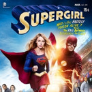 Photo: Poster Art for SUPERGIRL/THE FLASH Crossover Episode Airing 3/28
